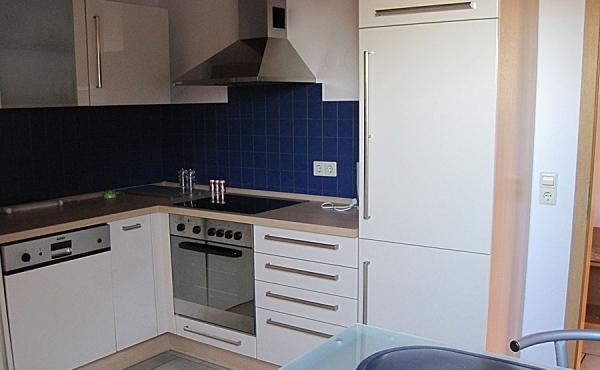 Küche - Maurers Ferienwohnung, Weindorf Lachen-Speyerdorf, Neustadt / Weinstr. (Pfalz)