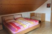 Schlafzimmer 1 - Maurers Ferienwohnung, Weindorf Lachen-Speyerdorf, Neustadt / Weinstr. (Pfalz)