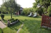 Mitnutzung eines traumhaften Garten, Fewo Kirchbergblick - Haus am Schlossberg, Neustadt / Weinstr., Weindorf Hambach