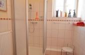 Modernes Tageslicht-Bad mit Dusche/WC - Haus Stachel, Appartment Vino, Neustadt / Weinstr., Weindorf Hambach