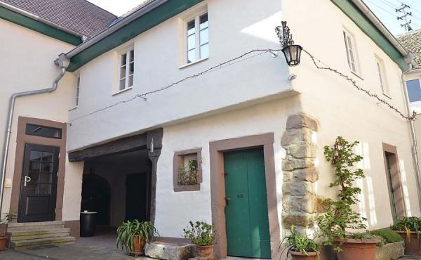 Gebäudeteil mit Ferienwohnung Hof Albert, Weindorf Hambach, Neustadt / Weinstr. (Pfalz)