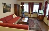 Wohnbereich - Ferienwohnung Silvaner, Ferienhaus Winzerhof, Neustadt / Weinstraße, Weindorf Haardt