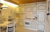Hübsche Küche, komplett ausgestattet - Apartment 1, Haus Panoramablick, Weindorf Haardt, Neustadt / Weinstr. (Pfalz)