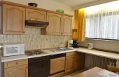 Küche, komplett ausgestattet - Apartment 2, Haus Panoramablick, Weindorf Haardt, Neustadt / Weinstr. (Pfalz)