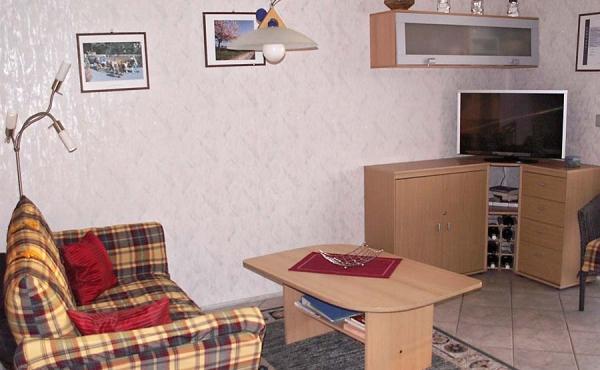 Wohnzimmer - Haus am Fürstenweg - Ferienwohnung, Weindorf Gimmeldingen, Neustadt / Weinstr. (Pfalz)