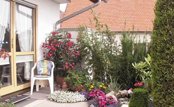 Eingangsbereich - Haus am Fürstenweg - Ferienwohnung, Weindorf Gimmeldingen, Neustadt / Weinstr. (Pfalz)