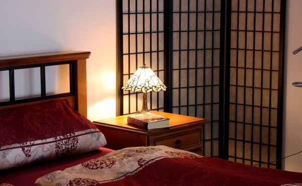 Schlafzimmer - Ferienwohnung am Elwedritschebrunnen, Neustadt / Weinstraße (Pfalz)