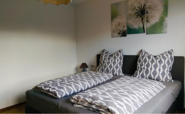 Weingut Rudolph - Ferienwohnung - Schlafzimmer