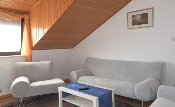 Gästehaus König - Wohnzimmer