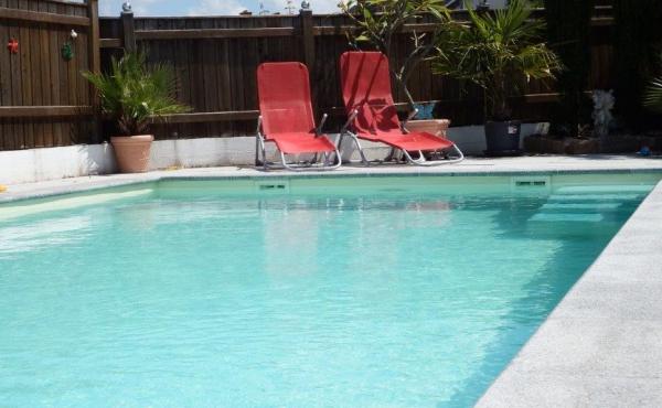 Gästehaus König - Swimming Pool
