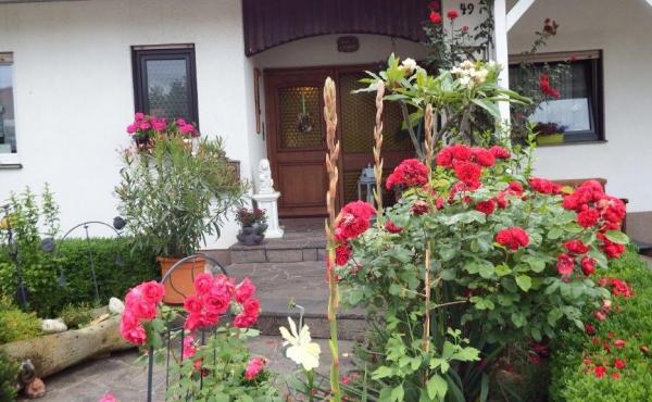 Gästehaus König - Eingangsbreich