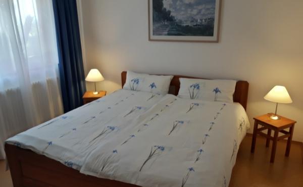 Ferienwohnung Pinie - Schlafzimmer