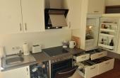 Ferienwohnung Pinie - Küche
