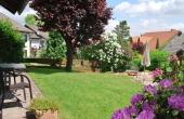 Terrasse Ferienwohnung